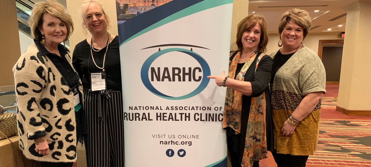 MRHA Leaders Attend NARHC Conference in St. Louis